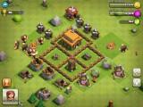 タウンホールレベル3最強のレイアウト(th防衛用)