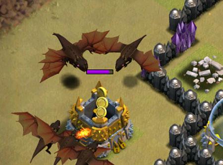 勝ちパターンで攻撃しよう。例えば、ドラゴンラッシュなど。