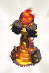インフェルノタワー:複数同時攻撃モード