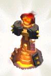 インフェルノタワー:単体攻撃モード